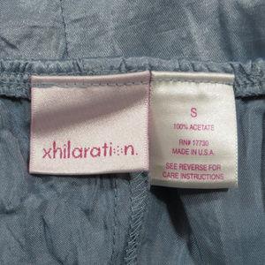 Xhilaration Tops - Xhilaration top Small sleeveless tie halter v-neck